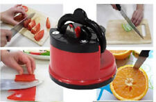 ★AS SEEN ON TV★ Any Sharp Kitchen Safety Knife Scissors Sharpener w/ Suction Pad