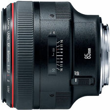 Canon EF 85mm f1.2L II USM Lens for Canon DSLR Cam NEW