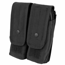 Condor MA6 Double AR/AK Mag Pouch Black Tactical for 5.56 & 7.62 Mags