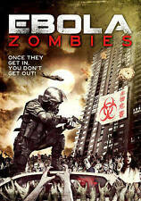 Ebola Zombies (DVD, 2015) VGC Hong Kong horror gore English subtitled