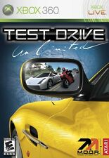 Test Drive Unlimited Xbox 360 Game Complete