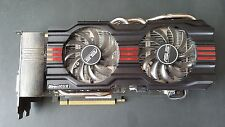 ASUS NVIDIA GeForce (GTX670-DC2OG-2GD5) 2GB GDDR5 SDRAM PCI Express x16...
