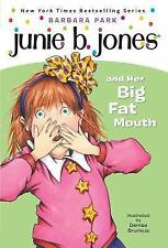 A Stepping Stone Book(TM) Ser.: Junie B. Jones and Her Big Fat Mouth No. 3 by...