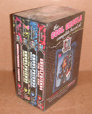 Monster High: The Cool Ghouls Complete Boxed Set by Gitty Daneshvari NEW