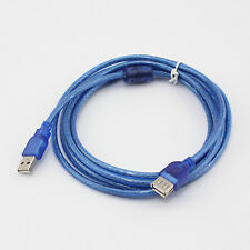Practical Practical 15FT 3M USB 2.0 Male to Female Extend Extention Cable NiceLA
