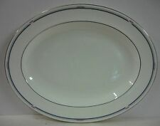 """Royal Doulton China SIMPLICITY H5112 13-1/2"""" Oval Serving Platter NEW OLD STOCK"""