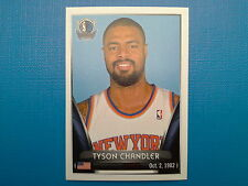 2014-15 Panini NBA Stickers Collection N.204 Tyson Chandler Dallas Mavericks