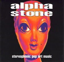 ALPHA STONE ( SPACEMEN 3 ) STEREOPHONIC POP MUSIC - CD