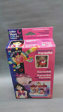 SAILOR MOON MINI KARAOKE   BANDAI 1992 EDIC ESPAÑA NEW! PRECINTED
