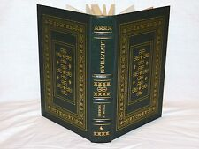Easton Press Leviathan by Thomas Hobbes - Books That Changed The World