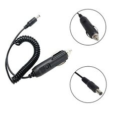 DC 12V Car Charger Battery Cable For Baofeng Dual Band Radio UV 5R 5RA 5RE Hot