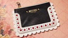 Limited - Brand NEW Women Moschino Parfums PU Purse Card Holder VIP Gift