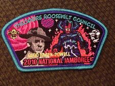 MINT 2010 JSP Theodore Roosevelt Cncl Marvel Lord Baden Powell