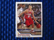2008 Stephen Curry SI for Kids Rookie Card #304 RC-FAST SHIPPING!!