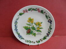 Royal Worcester/Bradex HERBS Collector's Plate - Black Mustard