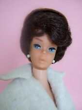 Vintage barbie peachy polaire # 915 + brunette bubblecut doll