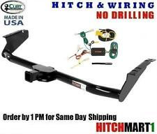 CURT TRAILER HITCH & WIRING PKG FOR 2011-2014 TOYOTA SIENNA VAN CLASS 3   13105