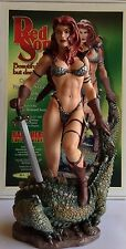 statue red sonja