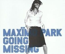 MAXIMO PARK Going Missing CD Single Warp 2005