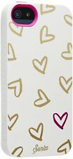 Sonix Lenntek Inlay Dual Protection Shell Case iPhone 5C - Heart To Heart