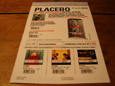 PLACEBO SLEEPING + DISCO!!!!!!!!!!RARE FRENCH PRESS/KIT