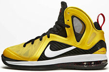 Nike LeBron 9 IX P.S. Elite Taxi Size 8.5. 516958-700 kyrie bhm what the 8