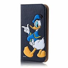 Ray Out iPhone SE/5s/5 Disney Book Type Leather Case Donald Duck RT-DP5SJ / DD