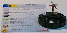 WASP 002 Classic Avengers Fast Forces Marvel HeroClix Original Age of Ultron