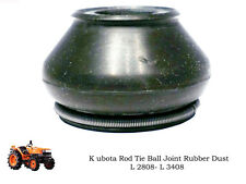 Use For Kubota Tractor Rod Tie Ball Joint  Rubber Dust  L2808   3408 1 Pc