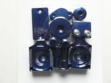 MX CNC Colore Parti Kit Yamaha WRF 250 450 05 06 07 08 09 10 11 12 13 14 blu