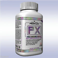 FINAFLEX PX (60 CAPSULES) pro xanthine 500-xt energy focus appetite suppression