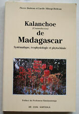 Kalanchoe de Madagascar : Systématique, écophysiologie et phytochimie  Karthala