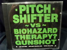 Pitch Shifter Vs Biohazard Therapy? Gunshot - The Remix War 1