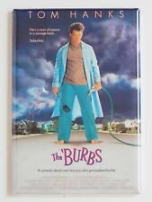 The 'Burbs FRIDGE MAGNET (2 x 3 inches) movie poster tom hanks the burbs