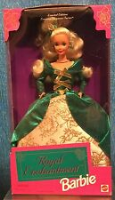 Barbie Limited Edition Royal Enchantment Evening Elegance Doll NRFB 1995 Mattel
