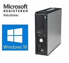 Fast DELL Windows 10 Pro Intel Xeon QUAD Core Desktop Computer PC 1TB WiFi 64