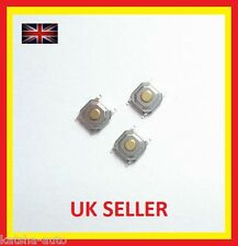 3 x MICRO SWITCHES RENAULT MEGANE CLIO GRAND SCENIC VEL SATIS 3 BUTTON KEY CARD