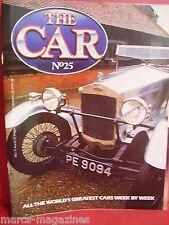 THE CAR 1984 # 25 WORLD RALLY MEXICO CITY JIMMY GREAVES ESCORT FRASER NASH SHELS