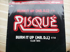 Risque - Burn it up