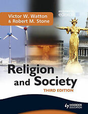 Religion and Society by Robert M. Stone, Victor W. Watton (Paperback, 2009)