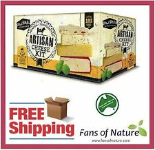 Artisan Cheese Making Kit by Mad Millie - make up to 10 kg of cheese!
