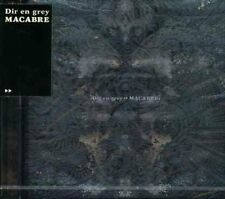 Macabre [Audio CD] Dir En Grey
