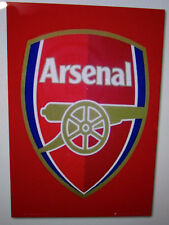 Arsenal Club  Logo Poster (600x900mm) - brand new - wrapped in tube  (#239)