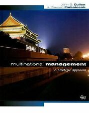 Multinational Management (with Map)-ExLibrary