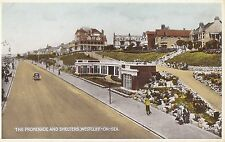 WESTCLIFF-ON-SEA (Essex) :The Promenade and Shelters -A.H.J. series