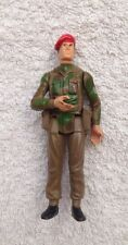 ORIGINALE Vintage Action Figure Forza GI Joe - 2 PARA (British paracadutista) 1982