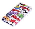 Hülle f Apple iPod Touch 5 5G Schutzhülle Case Cover Schale Tasche Comic Boom