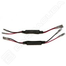 BARRACUDA COPPIA RESISTENZE FRECCE 10W WATT PAIR INDICATOR RESISTOR MV AGUSTA