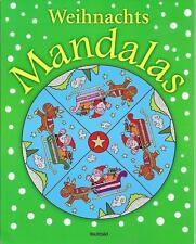 Weihnachtsmandalas Weihnachts Mandalas - Jenny Tulip (Mandala Christmas)