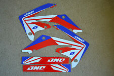 ONE  IND. FLIGHT HONDA GRAPHICS 2010 11 12 13  CRF250R & 2009 10 11 12 CRF450R